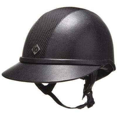 SP8 leatherlook svart