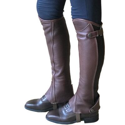 Comfort skinn brun
