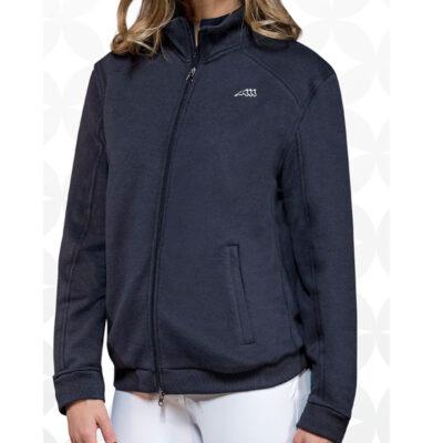 Kart sweatshirt full zip unisex