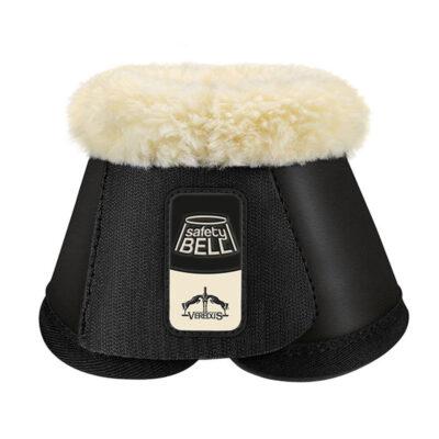 STS Safety-Bell boots svart