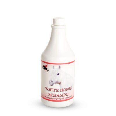 White horse schampoo