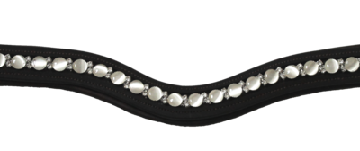 Pearl pannband