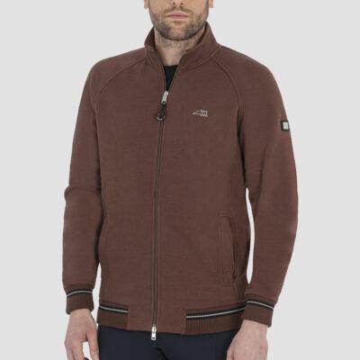 Cilenec sweatshirt full zip Unisex