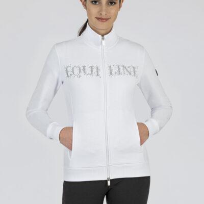 Giliag sweatshirt full zip Dam