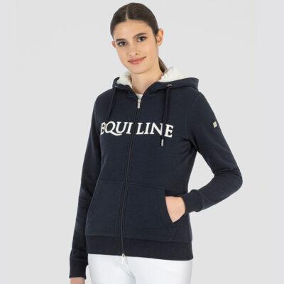 Celastec hoodie Full zip Dam